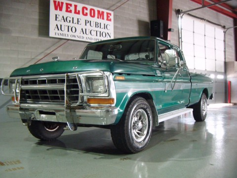 1979 Ford F-250 Custom for sale