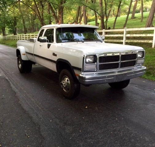 1993 Dodge Ram 3500 Le For Sale