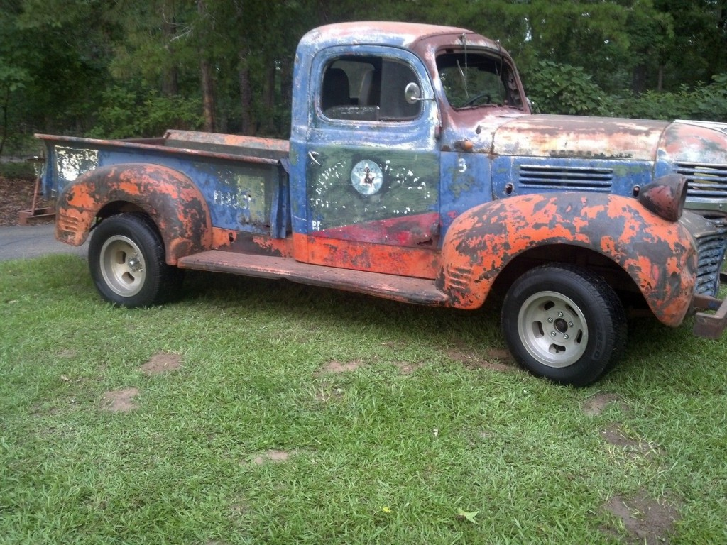 1947 dodge truck long wheel base for sale. Black Bedroom Furniture Sets. Home Design Ideas