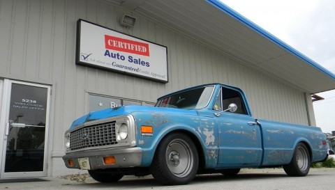 1971 Chevrolet C 10 for sale