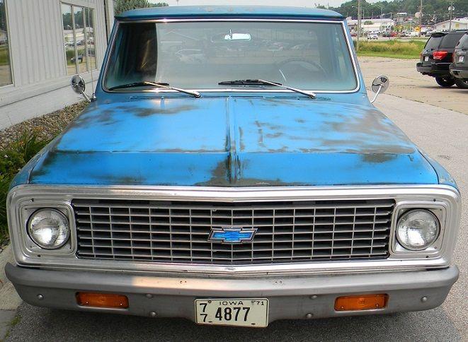 1971 Chevrolet C 10