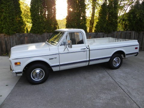 1972 Chevrolet C 10 Deluxe for sale