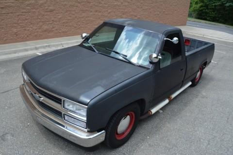 1988 Chevrolet Silverado custom truck for sale