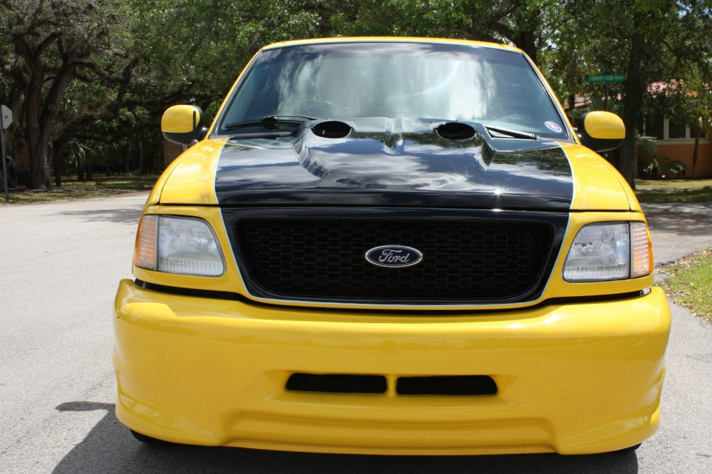 2002 Ford F 150 Boss 5 4 For Sale