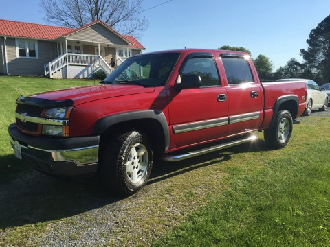 2005 Chevrolet Silverado 1500 Z71 for sale