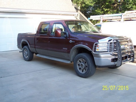 2005 Ford F 250 King Ranch for sale