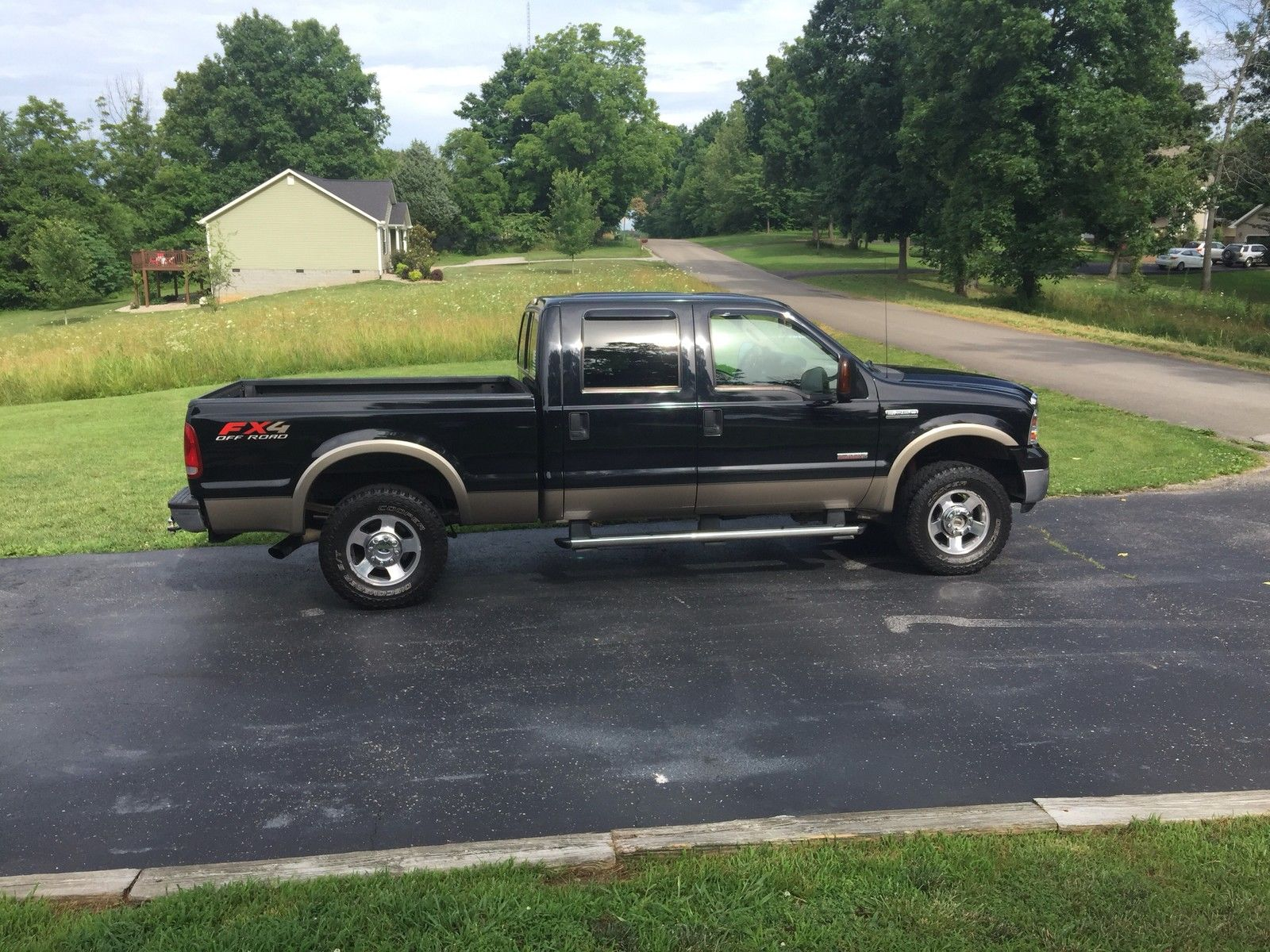 2007 ford f 250 lariat fx4 for sale. Black Bedroom Furniture Sets. Home Design Ideas