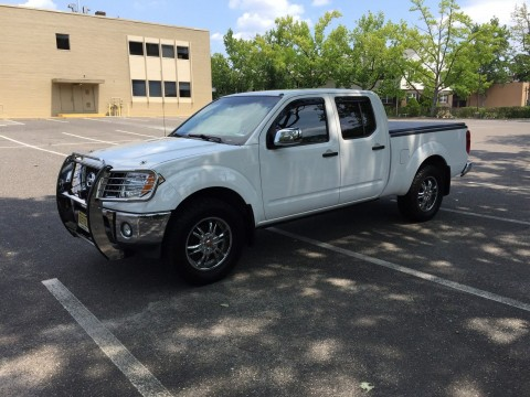 1995 nissan frontier xe hardbody pickup 4x4 2 4l for sale. Black Bedroom Furniture Sets. Home Design Ideas