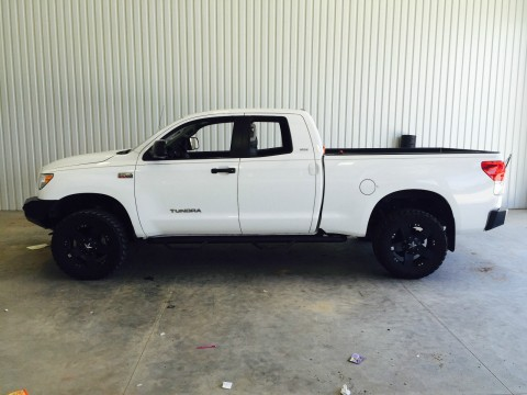 2012 Toyota Tundra Double Cab 4×4 5.7L Lifted for sale