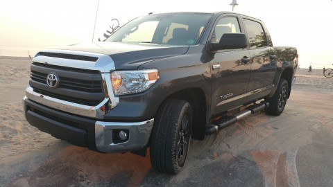 2014 Toyota Tundra SR5 Crewmax Cab Pickup 4 Door 5.7L for sale