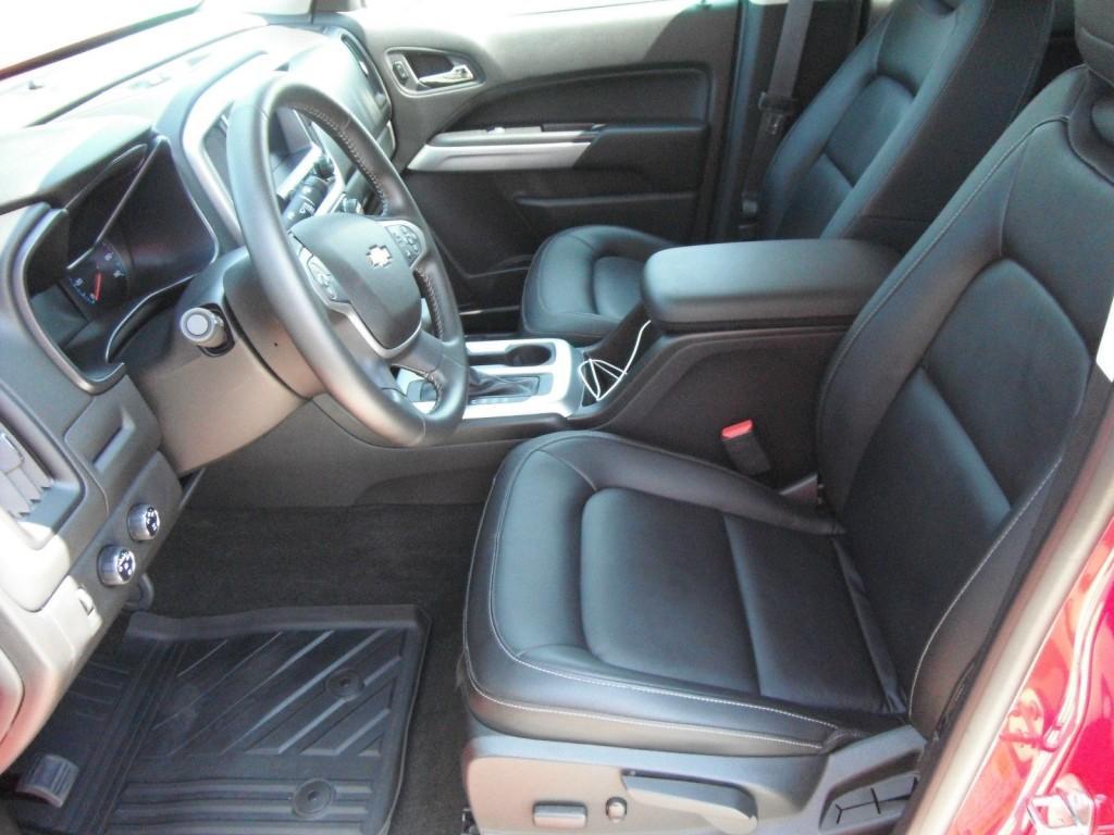 2015 Chevrolet Colorado LT Crew Cab Pickup 4 Door 3.6L
