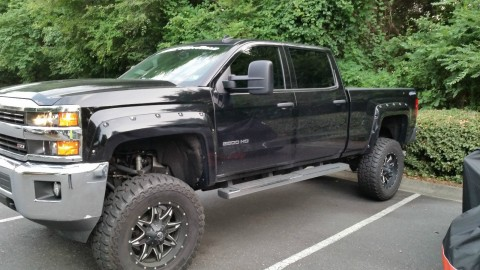2015 Chevrolet Silverado 2500HD for sale