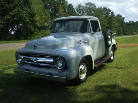1956 Ford F 100 Custom cab for sale