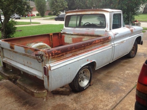 1963 Chevrolet C 10 Truck Comfort custom for sale