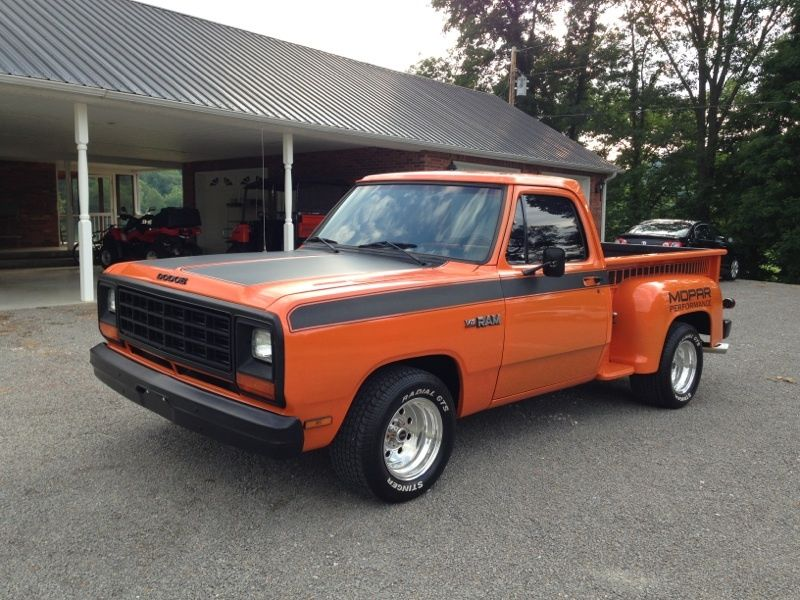 1983 Dodge Ram 1500 For Sale