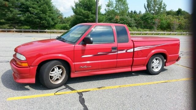 Chevy Colorado Extended Cab >> 2001 Chevrolet S 10 Extreme Pick up Extended Cab V6 4.3 for sale