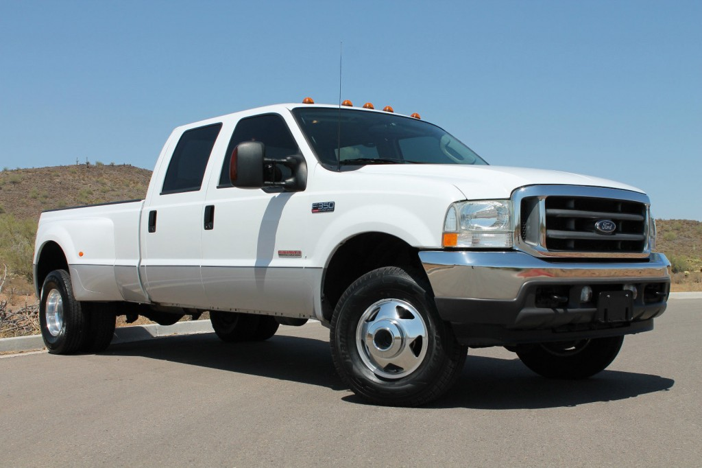 2003 ford f 350 dually crew cab lariat for sale. Black Bedroom Furniture Sets. Home Design Ideas