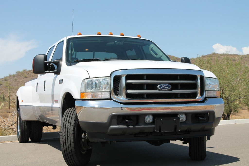 F350 Dually Towing Capacity >> 2003 Ford F 350 Dually CREW CAB LARIAT for sale