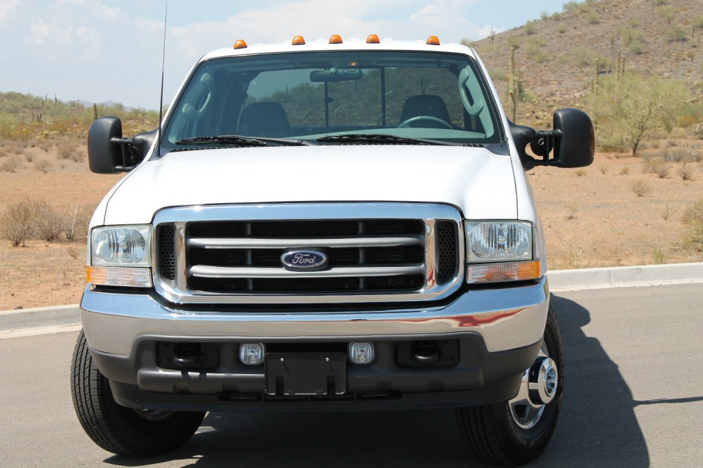 2003 Ford F 350 Dually CREW CAB LARIAT for sale