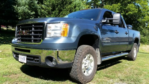 2008 GMC Sierra 2500 HD 4×4 Crew Cab SLE for sale