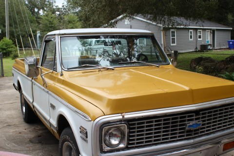 1972 Chevrolet Cheyenne Cheyenne Super Sport for sale