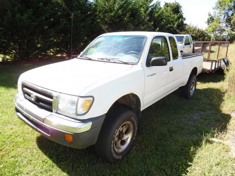 1998 Toyota Tacoma SR5 Extended Cab Pickup 2 Door for sale
