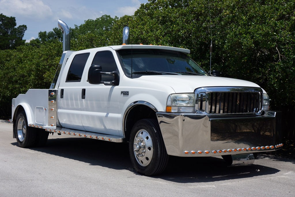 1999 Ford F 450 Xl Xlt 7 3l Power Stroke Show Truck For Sale