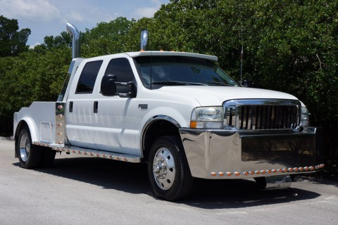 1999 Ford F 450 XL XLT 7.3L Power Stroke, Show Truck for sale