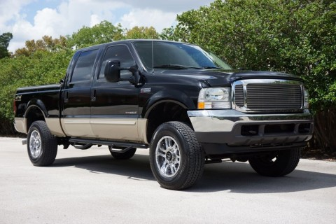 2000 Ford F 250 Lariat, Leather, Lifted, Tuned, Upgraded for sale