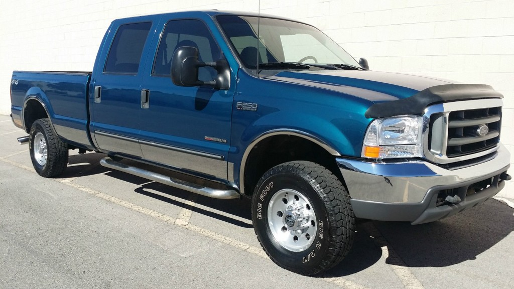 2000 ford f 250 crew 4x4 xlt 6 speed manual 7 3l powerstroke for sale. Cars Review. Best American Auto & Cars Review