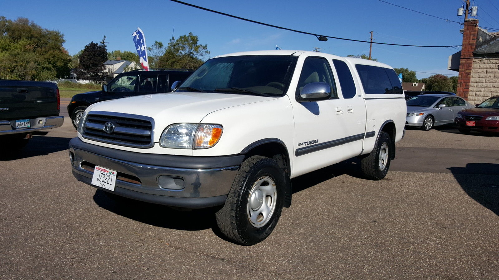 2002 toyota tundra 2wd sr5 extended cab pickup 4 door for sale for Toyota tundra motor for sale