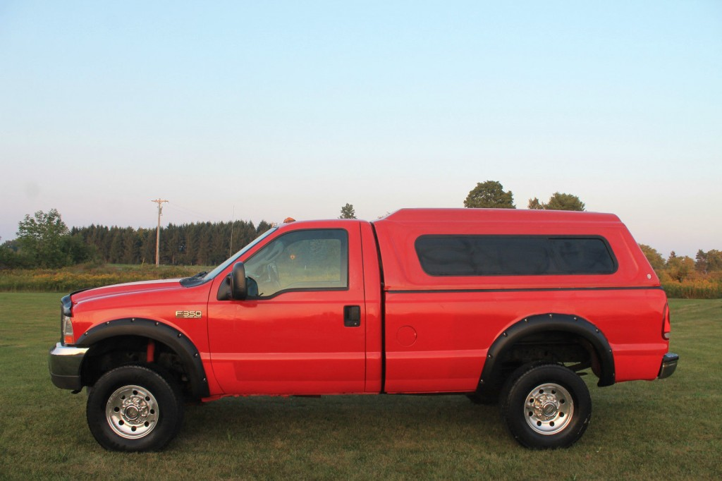 2004 Ford F 250 4×4