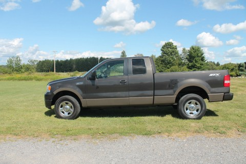 2005 Ford F 150 Extended cab 4×4 for sale