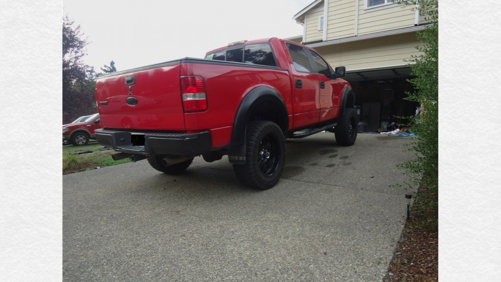 2005 Ford F 150 Xlt Extended Cab Pickup 4 Door 5 4l For Sale