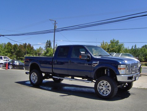 2008 Ford F 350 4X4 OFF ROAD Super DUTY for sale