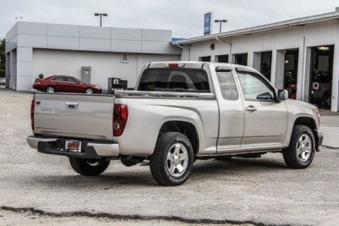 2009 Chevrolet Colorado Extended Cab for sale