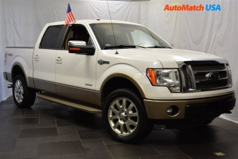 2012 Ford F 150 King Ranch for sale