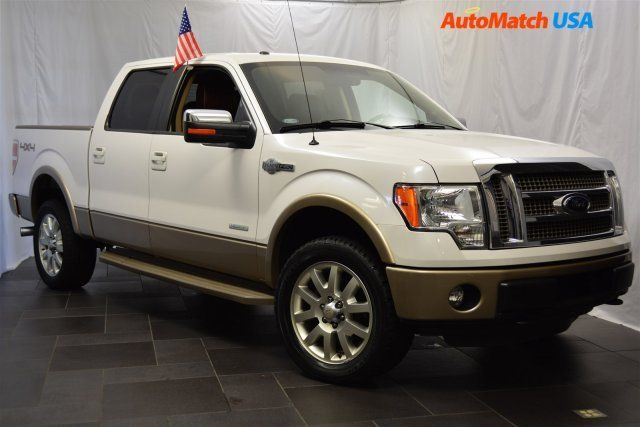 Ford Tremor For Sale >> 2012 Ford F 150 King Ranch for sale