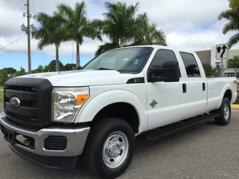 2012 Ford F 250 4X4 CREW CAB Longbed 6.7 Liter Turbo DIESEL for sale