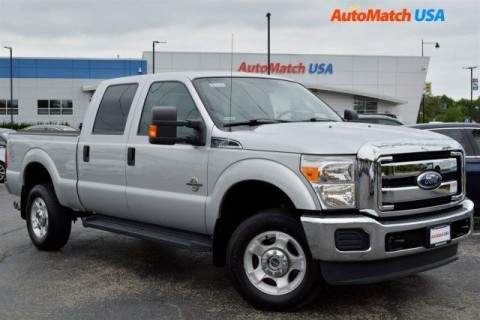2012 Ford F 350 Super Duty, Crew Cab, 6.7L V8 for sale