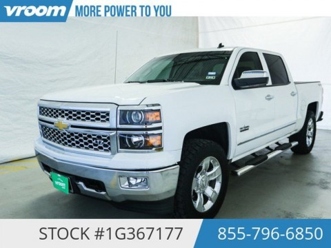 2014 Chevrolet Silverado 1500 LTZ for sale
