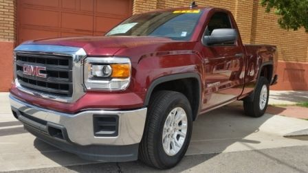 2015 GMC Sierra 1500 4×4 5.3 Liter V8 for sale
