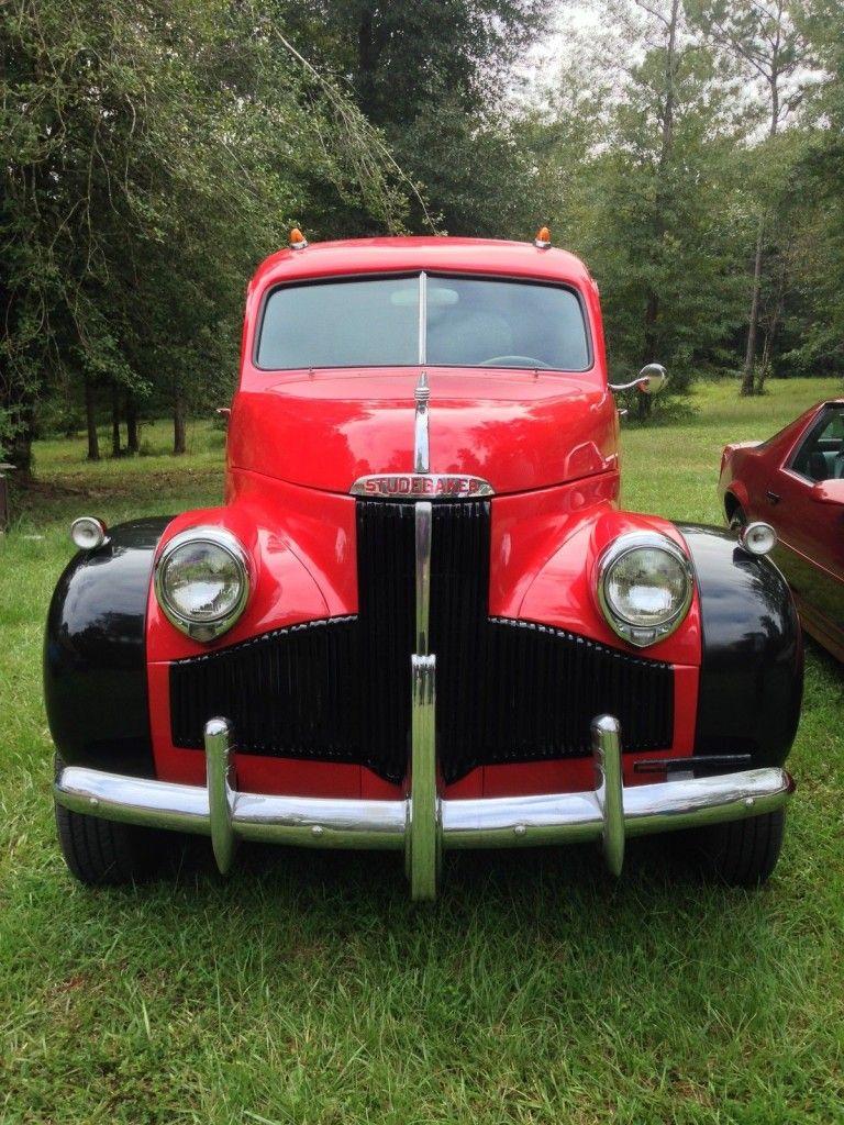 1947 studebaker 1 2 ton pickup for sale. Black Bedroom Furniture Sets. Home Design Ideas