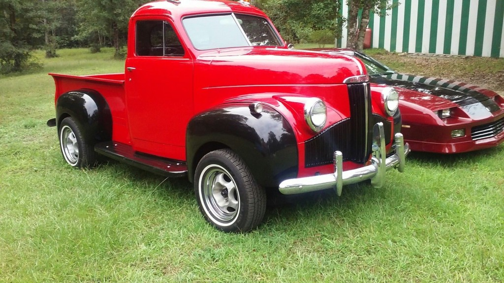 1947 ford 1 ton truck bed autos post. Black Bedroom Furniture Sets. Home Design Ideas