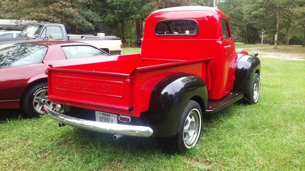 Pickups For Sale: Studebaker Pickups For Sale
