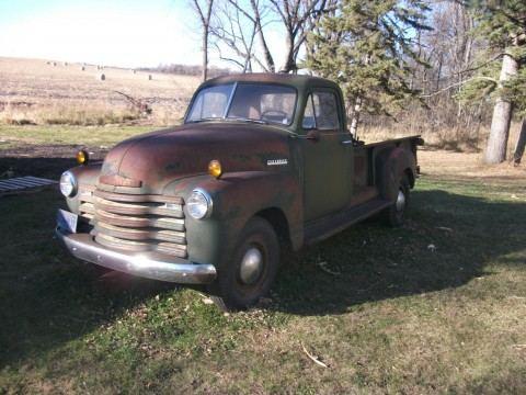 1951 Chevrolet 3800 LONG BOX Pickup for sale
