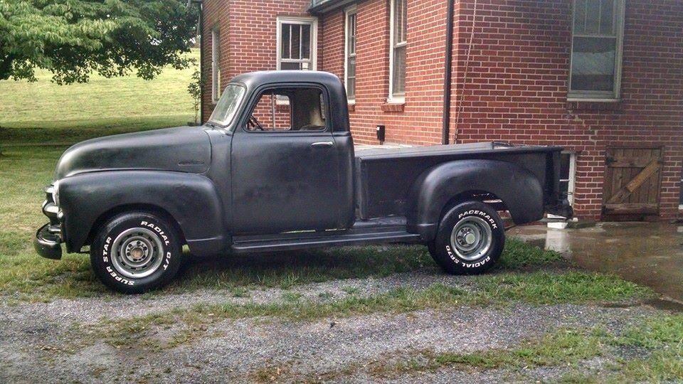 1954 Chevrolet Truck 3100 Standard Cab Pickup 2 Door 3.8L