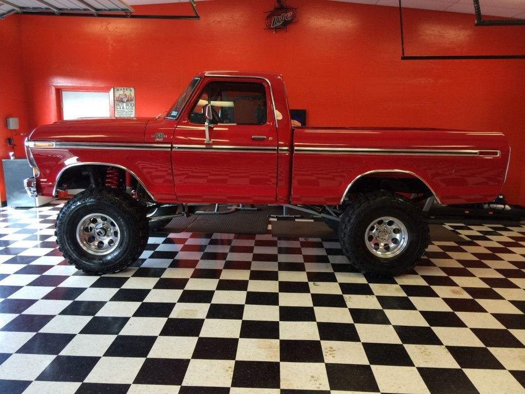 1979 ford f 150 4x4 pickups for sale
