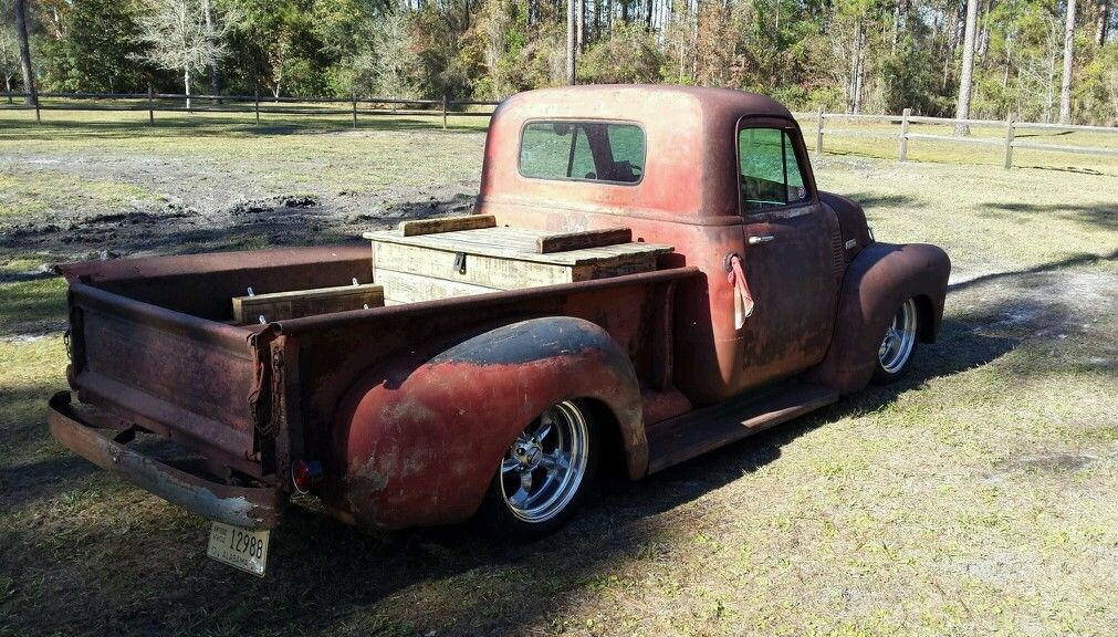 1953 Chevrolet Truck Patina