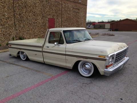 1979 Ford F 100 Bagged Lowrider for sale